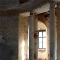Усадьба Никольское-Черенчицы, храм-усыпальница Воскресения Господня, интерьер