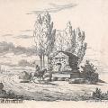 М. Воробьев. Фонтан в селе Никольском, 1812 г. (усадьба Никольское-Черенчицы)