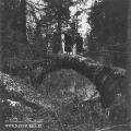 Усадьба Никольское-Черенчицы, валунный мост. . Фото Е.А. Крупиновой, 1960-е гг.