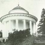 Усадьба Никольское-Черенчицы, Воскресенская церковь