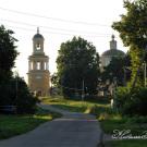 Усадьба Никольское-Гагарино, Никольская церковь