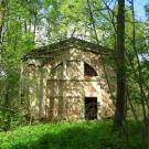 Усадьба Никольское-Прозоровское, треугольный павильон