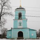 Усадьба Ольгово, Введенская церковь
