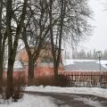 Усадьба Ольгово, северный флигель