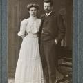 И.П. Алексинский с супругой