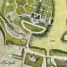 Усадьба Остафьево, план имения