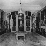 Усадьба Остафьево, интерьер главного дома