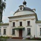 Усадьба Остафьево, церковь Живоначальной Троицы