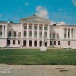 Усадьба Останкино. Дворец