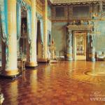 Усадьба Останкино интерьер дворца