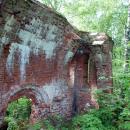 Усадьба Островки руины церкви