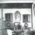 Усадьба Отрада, дворец, интерьер кабинета
