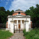 Усадьба Отрада, храм-усыпальница Орловых