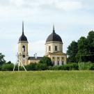 Усадьба Отрада, Никольская церковь