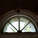 Усадьба Отрада Орловых, полуциркульное окно