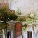 Усадьба Отрада Орловых, дворец, интерьер столовой