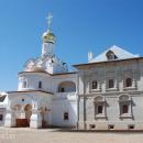 Храмовый комплекс в Павловской слободе