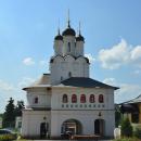Павловская слобода. Храм-часовня Иосифа Волоцкого