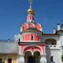 Павловская слобода. Домовая церковь Николая и Александры, царственных страстотерпцев