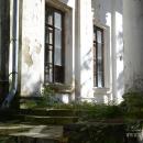 Усадьба Петровское (Дурнево), фрагмент фасада главного дома