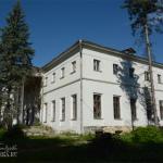Усадьба Петровское (Дурнево), главный дом