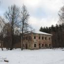 Усадьба Петровское (Княжищево) два флигеля