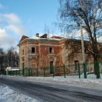 Усадьба Петровское Демидовых церковь Петра Митрополита