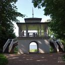 Усадьба Петровское Ганнибалов, беседка над гротом