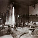 Усадьба Подушкино. Замок Мейендорф. Интерьеры замка, фото 1889 г.