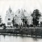 Усадьба Подушкино, замок Мейендорфов