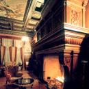 Усадьба Подушкино, фото интерьеров замка Мейендорф