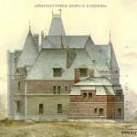 Усадьба Подушкино, проект реставрации