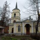 Усадьба Покровское-Стрешнево, церковь