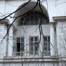 Усадьба Покровское-Стрешнево, главный дом, ниша лоджии