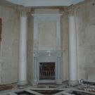 Усадьба Покровское-Стрешнево, главный дом, интерьер одной из комнат