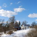 Усадьба Покровское-Засекино, панорама