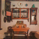 Усадьба Поленово, столовая