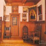 Усадьба Поленово, библиотека