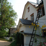 Усадьба Поленово, главный дом