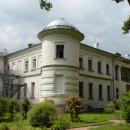 Усадьба Поливаново, угловая башня главного дома