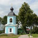 Усадьба Поливаново, звонница Благовещенской церкви