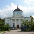 Усадьба Поливаново, Благовещенская церковь