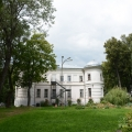 Усадьба Поливаново, боковой фасад главного дома