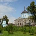 Усадьба Поливаново, Благовещенская церковь и звонница