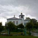 Усадьба Полоное бывший господский дом, ныне церковь