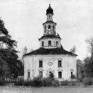 Усадьба Полтево, церковь Николая Чудотворца. Фото 1980-х гг. с сайта http://www.hram-bal.ru/