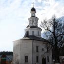 Церковь в бывшей усадьбе Полтево