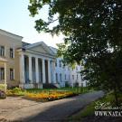 Усадьба Поречье Попова, главный дом
