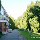 Усадьба Поречье Попова, парк