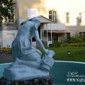 Усадьба Поречье Попова, фонтан